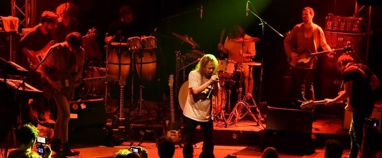 Damo Suzuki's Network w/ Chickn - Live @ Kyttaro Live Club, Athens